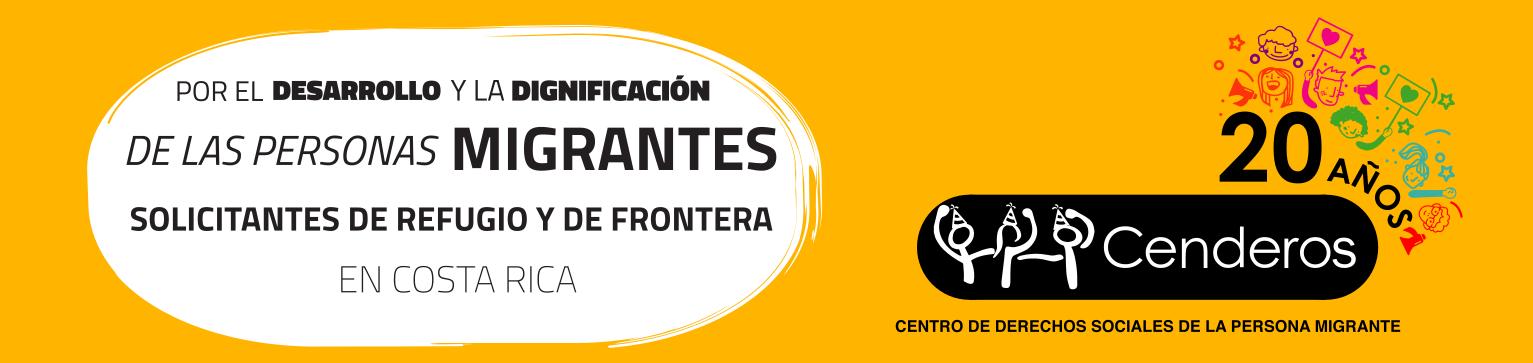 Centro de Derechos Sociales de la Persona Migrante CENDEROS