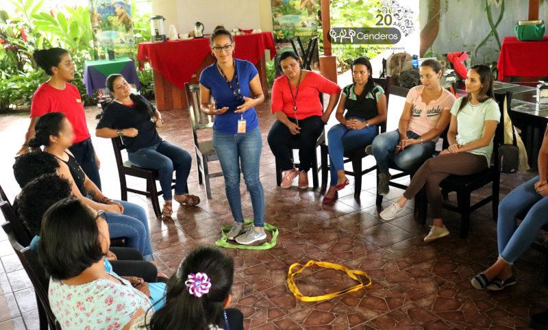 Upala: Instituciones dialogan con mujeres migrantes y solicitantes de refugio para prevenir la violencia de género