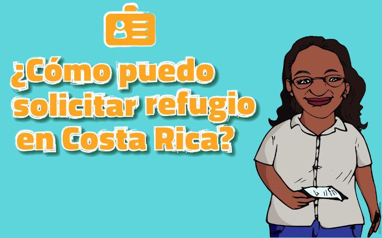 Pasos para solicitar refugio en Costa Rica