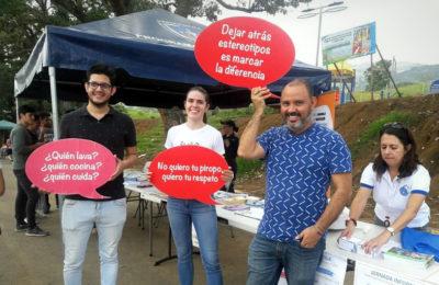 Jornada Informativa para personas migrantes y solicitantes de refugio en Alajuelita