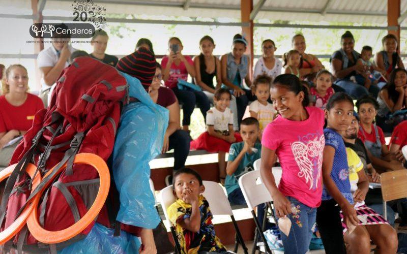 Comunidades fronterizas realizan Feria cultural para la prevención de violencia de género y la xenofobia