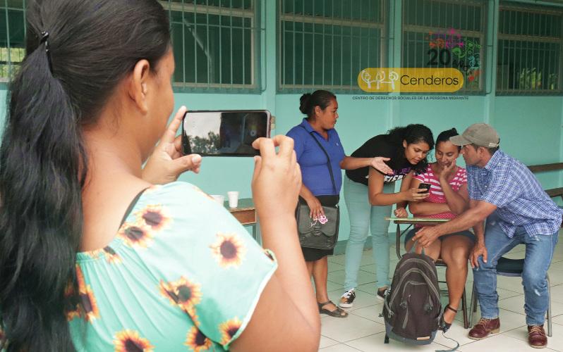 Comunicación popular desde las comunidades de San José de Upala