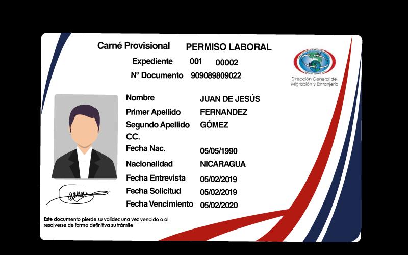Calendario de reprogramación de renovación de carnets de solicitante de refugio y de permiso laboral