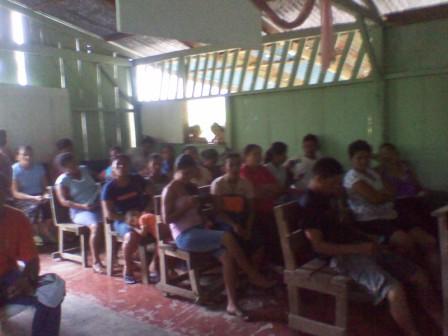 Asamblea La Cruz